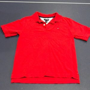 Tommy Hilfiger polo youth size s(8/10)